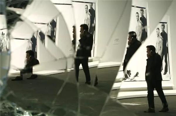 香港巴塞尔艺博会展览现场