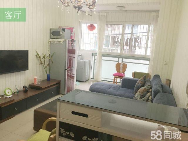 东坡森林半岛 2室2厅70平米 精装修 年付(小区环境好;户型漂亮)